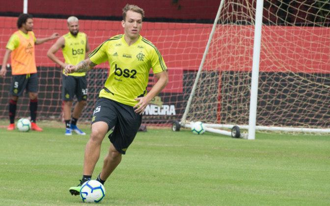 Matheus Dantas (21 anos) - Relacionado em 12 jogos / Atuou contra: Macaé, Vasco, Volta Redonda e Cabofriense