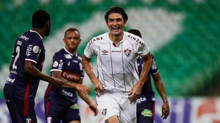 Matheus Ferraz - 1 gol