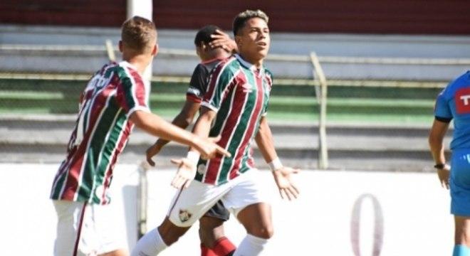 Matheus Martins - Fluminense Sub-17