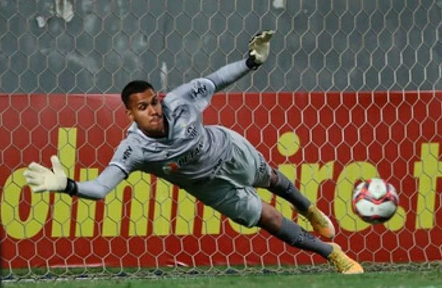 Matheus Mendes (goleiro) - Contrato até 31/12/2024
