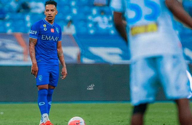 Matheus Pereira (Brasil) - 25 anos - Atacante - Clube: Al Hilal (Arábia Saudita) - Valor de mercado: 15 milhões de euros (R$ 93,7 milhões).