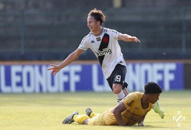 Matías Galarza - (meio-Campo) - 31 partidas pelo Vasco.