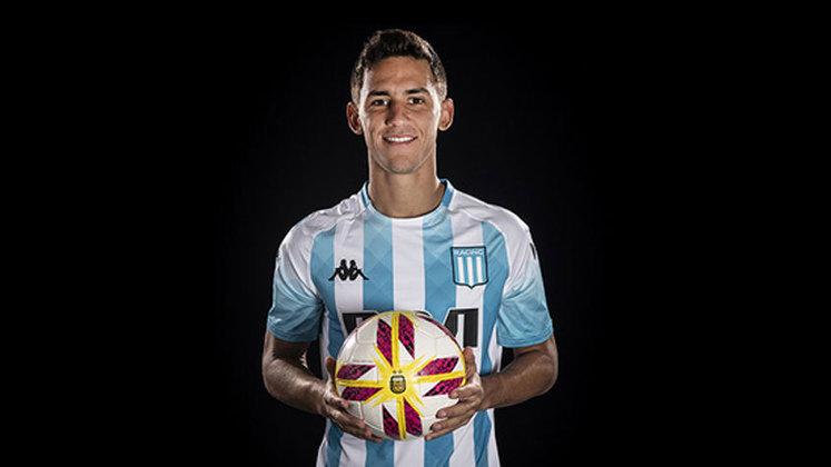"""Matias Rojas – O paraguaio que veste a 10 da """"Academia"""" é um dos destaques para o jogo de hoje no """"El Cilindro""""."""