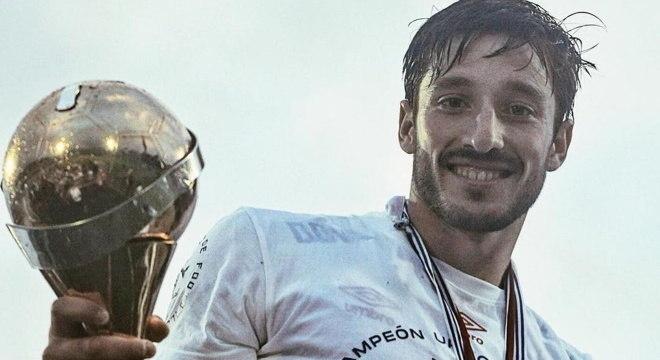 Viña foi escolhido melhor jogador do Campeonato Uruguaio em 2019