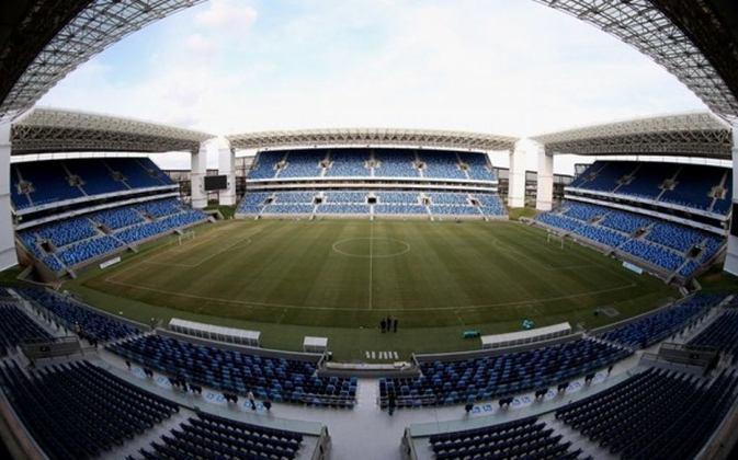 MATO-GROSSO - O governo se colocou à disposição da CBF para a realização do torneio no estado.