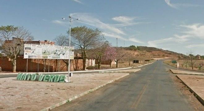 Suspeito foi encontrado na zona rural de Mato Verde, no Norte de Minas
