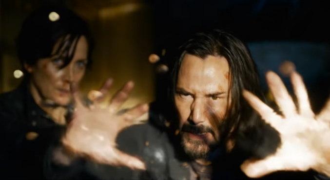 Keanu Reeves retorna como o protagonista Neo no quarto filme de 'Matrix'