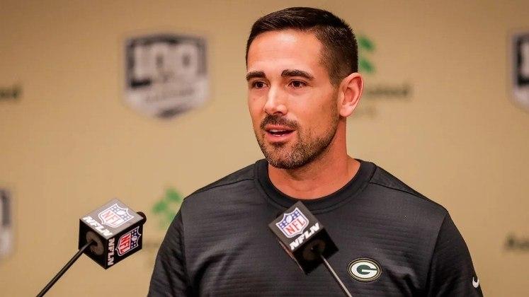 Matt LeFleur (Green Bay Packers): Em apenas dois anos de trabalho, o head coach dos Packers conseguiu trazer Aaron Rodgers de volta ao seu auge e conquistou a folga na primeira rodada dos playoffs pela segunda vez. Discretamente, LaFleur se posta como um dos melhores da liga.