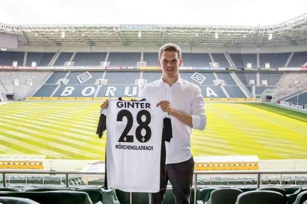 Matthias Ginter - 27 anos - Zagueiro - Clube: Borussia Mönchengladbach - Contrato até: 30/06/2022