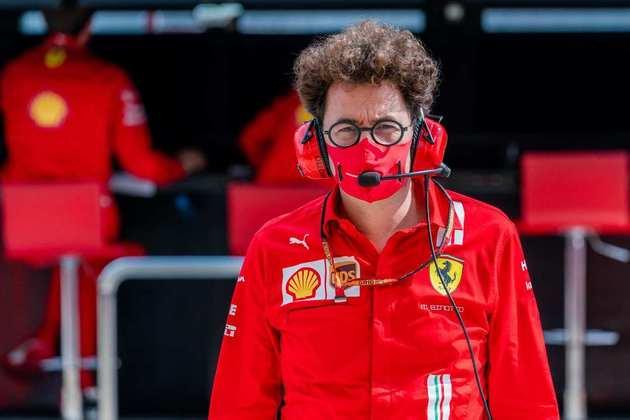 Mattia Binotto viu a dupla de pilotos ter resultados distintos em Sóchi