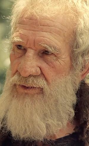 Metusalém (Clemente Viscaíno): Descendente de Sete, avô de Noé, homem que mais viveu na Terra.