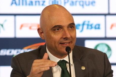 Presidente do Palmeiras, Galiotte testou positivo para covid-19