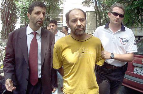 Maurício Norambuena foi extraditado em agosto
