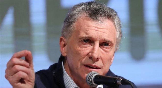 Presidente Mauricio Macri admitiu que eleição foi 'ruim' para sua coalizão