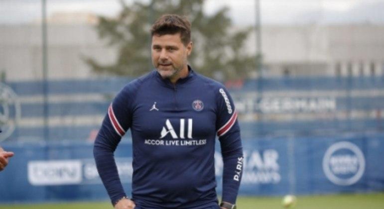 Mauricio Pochettino - PSG