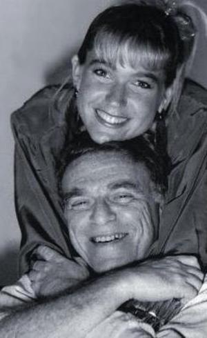 Maurício Sherman e Xuxa