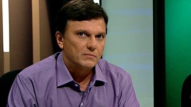Mauro Cezar era o comentarista que mais tratava o futebol de forma séria na televisão brasileira