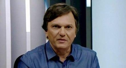 Mauro Cezar afirma que não é obrigado a receber mensagens ofensivas e bloqueia todos os haters