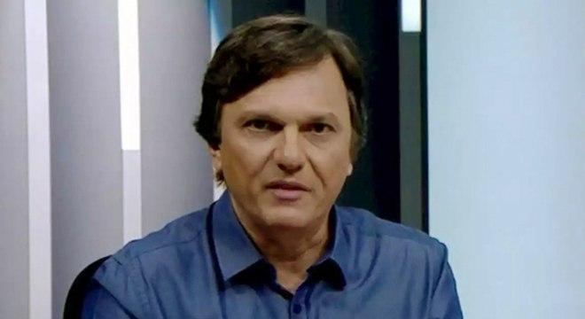 Mauro Cezar. Longe das brincadeiras nos programas da Fox Sports