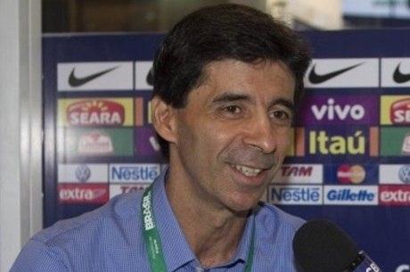 Mauro Galvão foi auxiliar pontual da seleção olímpica