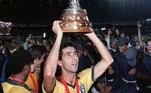 Campeão brasileiro por Inter, Grêmio e Vasco, o zagueiro Mauro Galvão fez parte da seleção que ficou com a medalha de prata nos Jogos de 84. Ele também disputou as Copas de 1986 e 1990