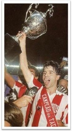 Mauro Galvão - O zagueiro jogou com a camisa alvirrubra em 1986 e 1987. Foi chamado pelo técnico Paulo César Carpegiane para ser o xerife do até então, vice-campeão brasileiro. O Bangu não conseguiu o título, porém Mauro foi convocado para a Copa do Mundo de 1986. Em 1987, foi campeão da Taça Rio pelo alvirrubro.