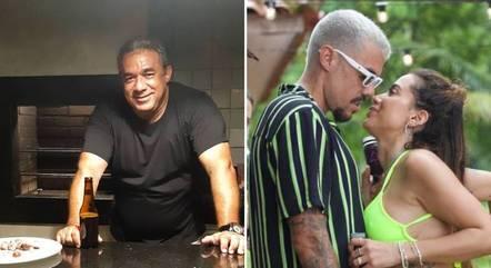 Mauro Machado aprova Lipe Ribeiro e Anitta juntos