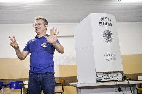 Mendes obteve mais de 58% dos votos no Estado
