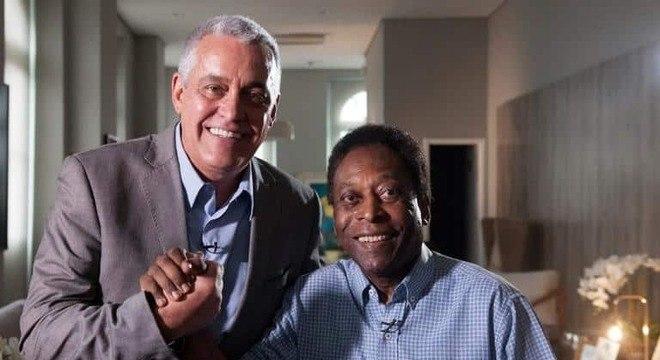 Mauro era o repórter esportivo mais respeitado da Globo. 31 anos de carreira
