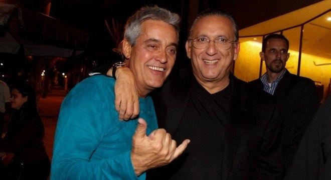 Galvão Bueno é muito amigo de Mauro Naves. E pede que ele fique na Globo