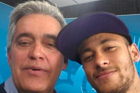 Relação de Mauro com Neymar é muito boa