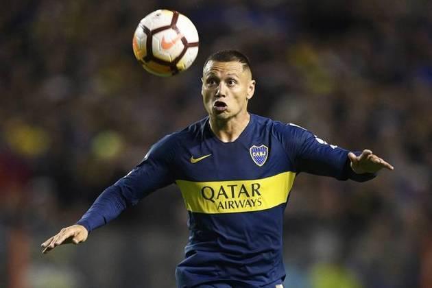 Mauro Zárate (33 anos) - Atacante argentino do Boca Juniors
