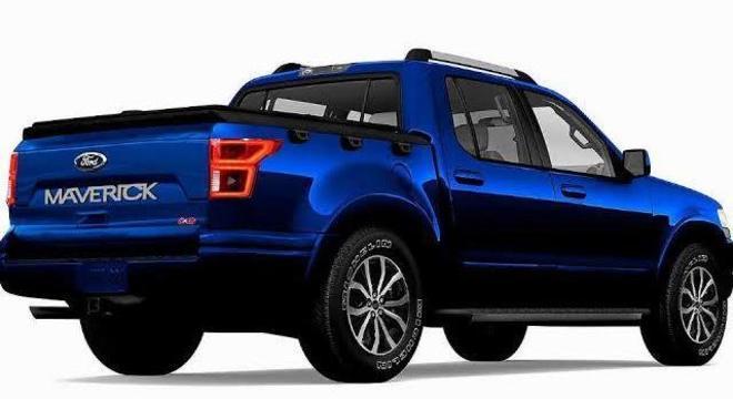 A Ford confirmou que em 2021 a picape enfim será lançada.