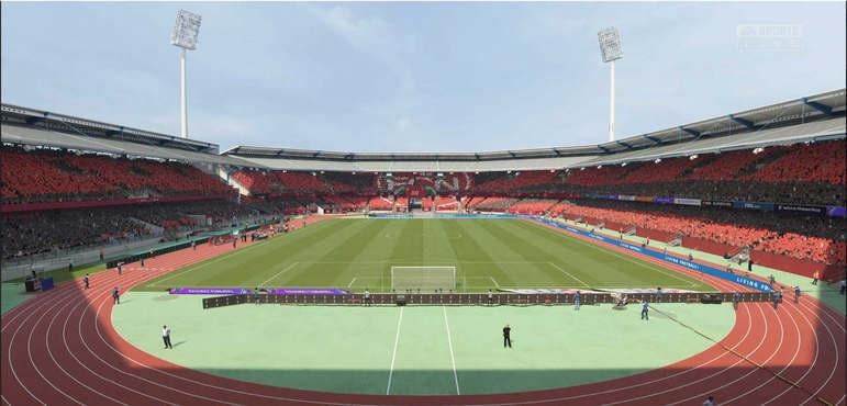Max-Morlock Stadium - Alemanha