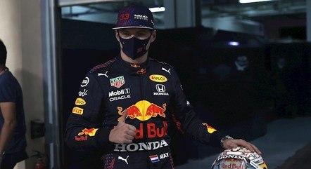 Verstappen fez última volta maravilhosa