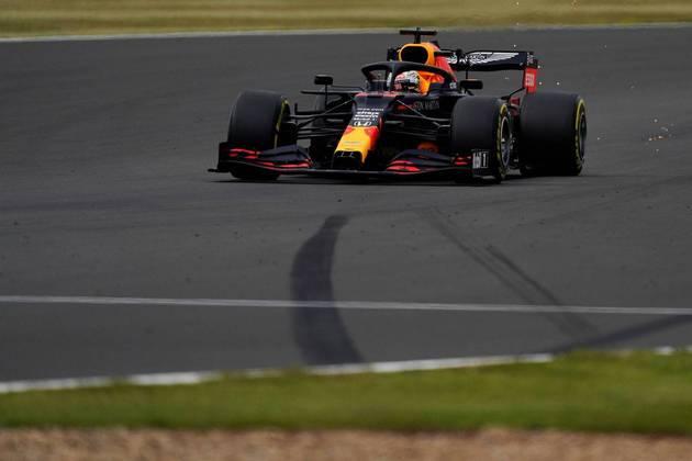 Max Verstappen fechou o dia com a quarta posição na tabela de tempos