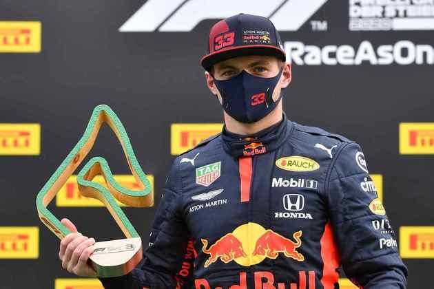 Max Verstappen fica na Red Bull pelas próximas temporadas