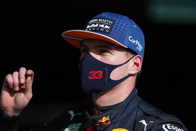 Max Verstappen ficou a terceira posição no grid de largada em Portimão com 1min16s904