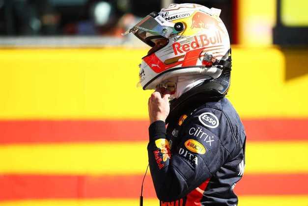 Max Verstappen foi o competidor mais próximo da Mercedes em Mugello