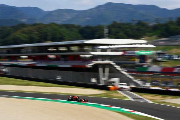 Max Verstappen gostou do ritmo da Red Bull na sexta-feira