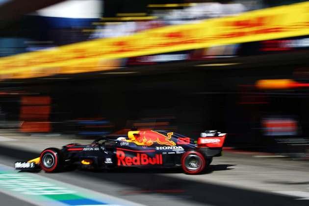 Max Verstappen novamente superou, sem grandes sustos, o companheiro de equipe na classificação