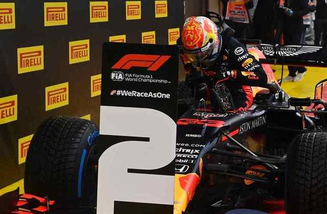 Max Verstappen se queixou da visibilidade na classificação