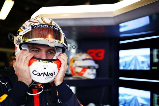 Max Verstappen tenta quebrar o jejum da Mercedes em Abu Dhabi.