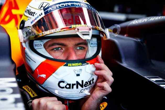 Max Verstappen teve problemas no Q2, mas conseguiu a vaga na parte final do treino