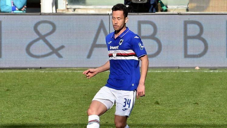 Maya Yoshida - Clube: Sampdoria - Seleção: Japão - Posição: Zagueiro - Idade: 32 anos - Valor segundo o Transfermarkt: 3,2 milhões de euros (aproximadamente R$ 19,34 milhões)