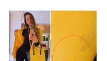 Mayra Cardi queima bolsa grifada de R$ 10 mil com panela: 'Tô nem aí'