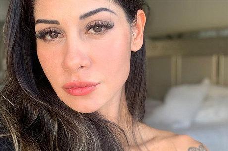 Mayra Cardi desabafa sobre Arthur Aguiar