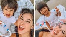 Mayra Cardi se afasta da web para cuidar da saúde da filha, de 2 anos