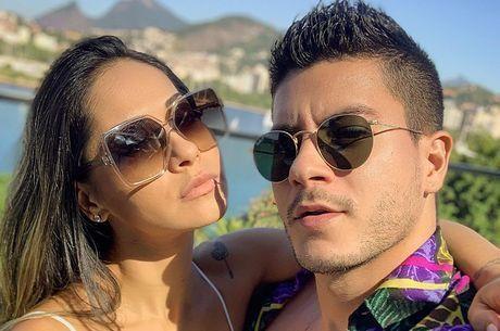 Mayra Cardi e Arthur Aguiar: casamento chegou ao fim