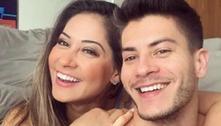 Mayra Cardi cancela live que falaria sobre relação com Arthur